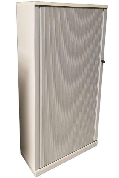 Gebrauchter, günstiger Steelcase Rollladenschrank - Aktenschrank