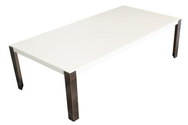 Günstiger Beistelltisch - Loungetisch für den Wartebereich