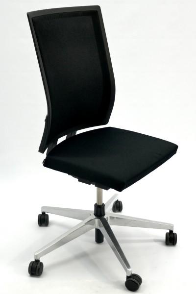 Gebrauchter Bürodrehstuhl - Bene b_run ohne Armlehnen