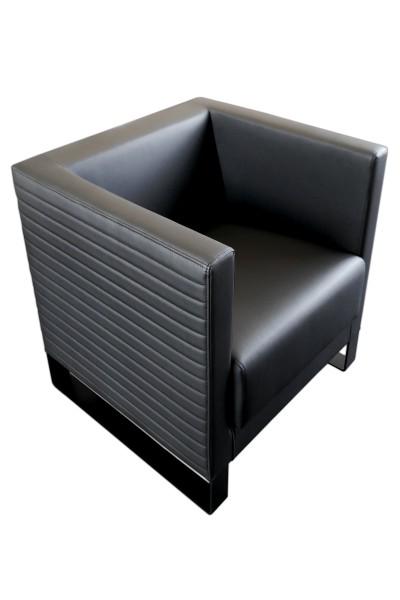 Günstiger Design-Loungesessel für den Wartebereich
