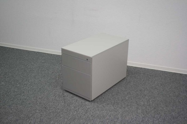 Gebrauchter Steelcase Rollcontainer mit Hängeregistraturlade