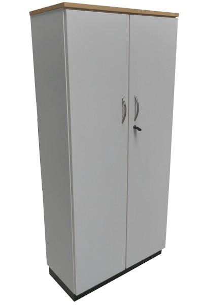 Günstiger, gebrauchter Kinnarps Aktenschrank - Flügeltürenschrank