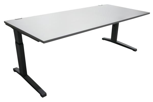 Günstiger, gebrauchter Steelcase Schreibtisch