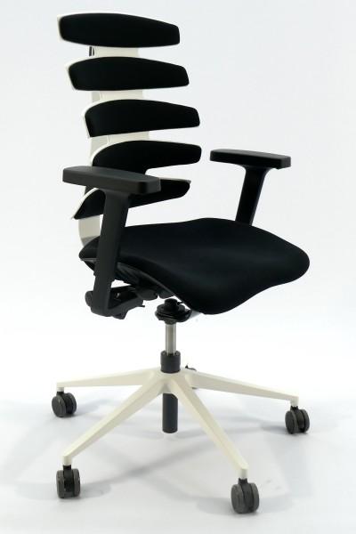 Günstiger SITAG SITAGWAVE Bürodrehstuhl - Stoff schwarz