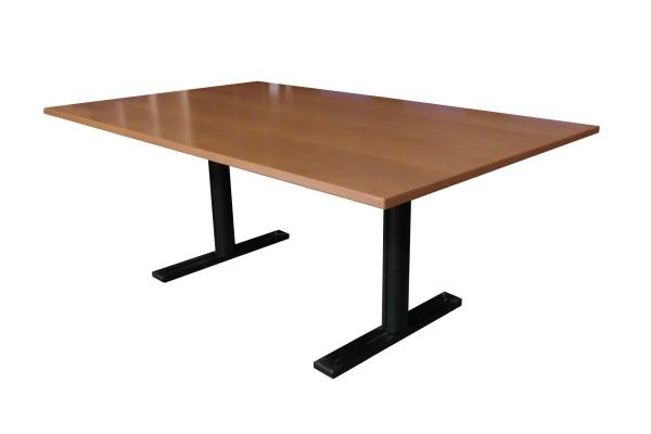 Gebrauchter Besprechungs- und Konferenztisch - Buche Dekor