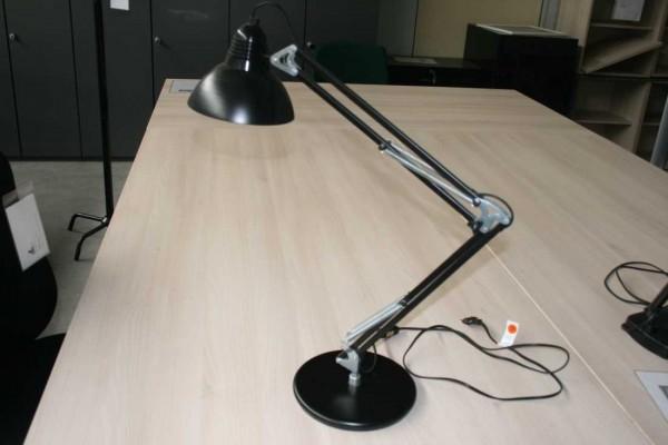 Gebrauchte Aluminor Leuchte - Schwarz