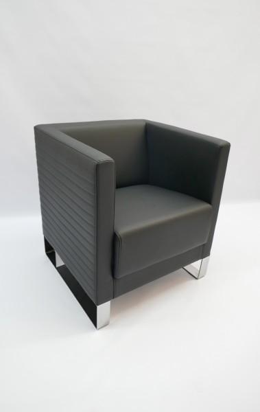 Günstiger Design-Loungesessel - Sessel für den Wartebereich