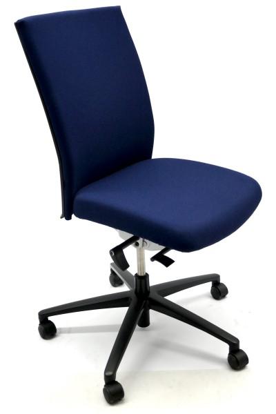 Gebrauchter Klöber Bürodrehstuhl ohne Armlehnen