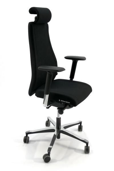 Nowy Styl Viden Bürodrehstuhl mit Kopfstütze und AirCare System