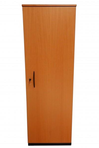Günstiger, gebrauchter Assmann Garderobenschrank - Buche Dekor - B 800 mm
