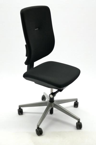 Gebrauchter Steelcase 32 Seconds Bürodrehstuhl ohne Armlehnen