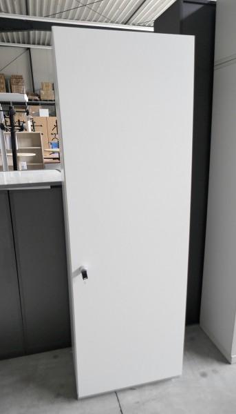Gebrauchter Steelcase Flügeltürenschrank - B 600 mm - grau
