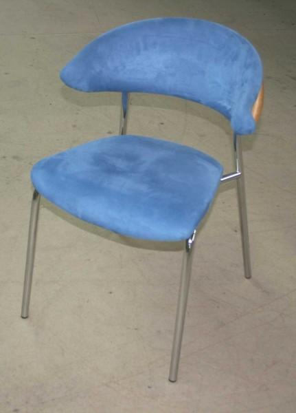 Gebrauchter Besucherstuhl von Drabert - Setpreis für 3 Stühle!